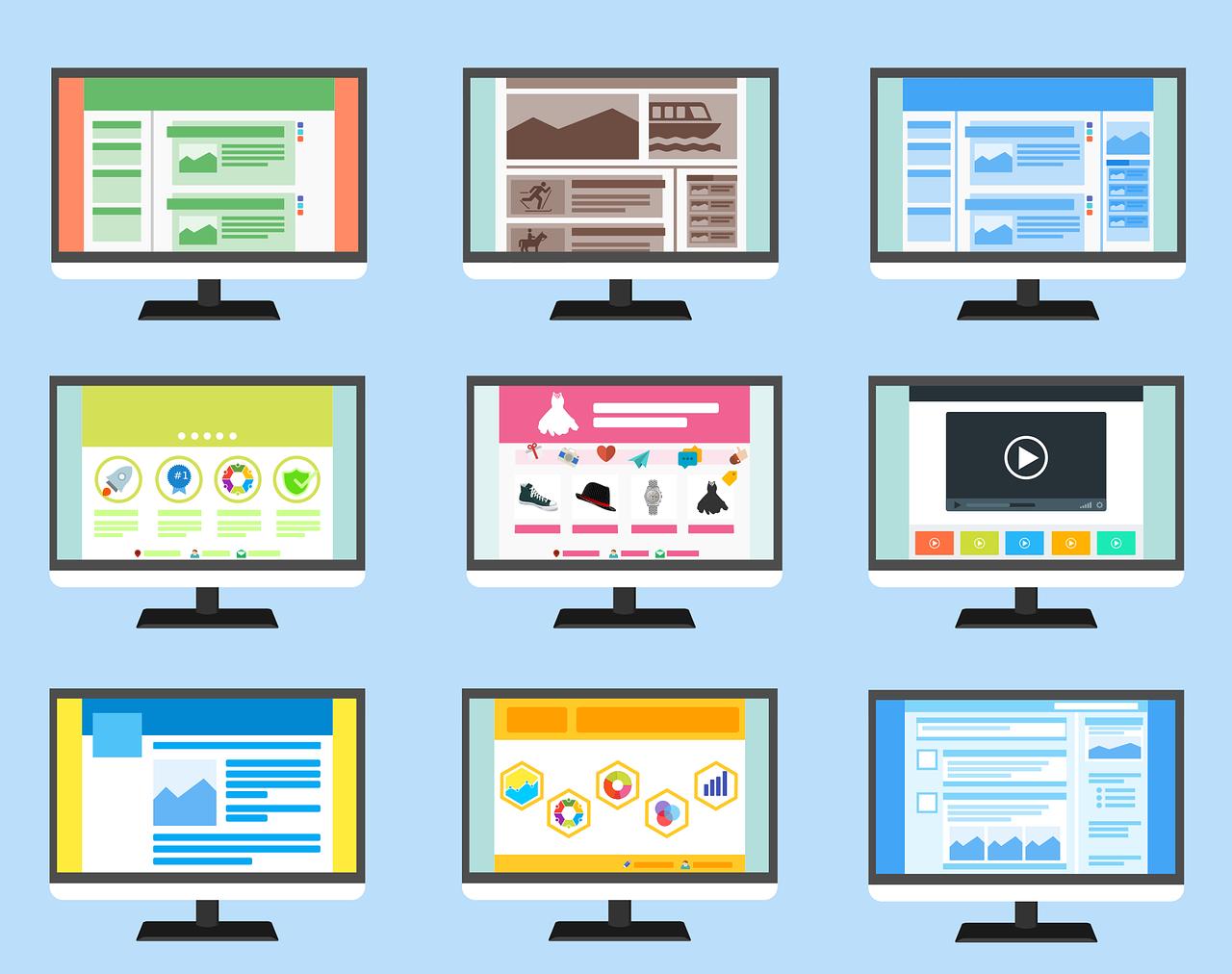 ECサイトの種類と特徴まとめ  利益を伸ばせる適切なECサイトの選び方